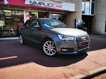 Audi a1 a1 1.0 tfsi ultra 95 s line occasion saint-germain-en-laye (78)  simplicicar simplicibike france