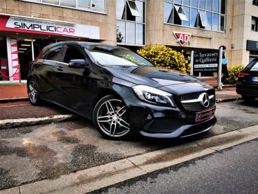 Mercedes classe a 200 d fascination occasion saint-germain-en-laye (78)  simplicicar simplicibike france
