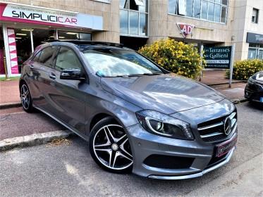 Mercedes classe a 250 fascination 4-matic 7-g dct occasion saint-germain-en-laye (78)  simplicicar simplicibike france