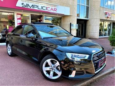 Audi  a3 berline  ambition luxe us 2.0 tfsi 190 cv occasion saint-germain-en-laye (78)  simplicicar simplicibike france