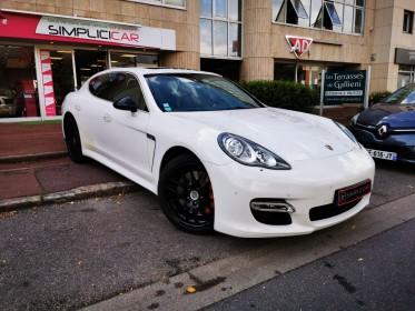 Porsche panamera turbo v8 4.8 500 pdk occasion saint-germain-en-laye (78)  simplicicar simplicibike france