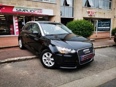 Audi a1 ambiente  1.6 tdi 90 s tronic occasion saint-germain-en-laye (78)  simplicicar simplicibike france