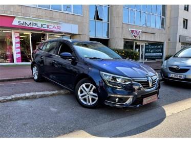 Renault megane iv estate business cv business 110 occasion saint-germain-en-laye (78)  simplicicar simplicibike france